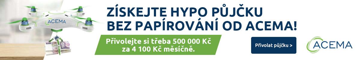 ACEMA - generální partner florbalistů ACEMA Sparta Praha